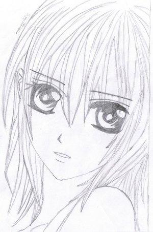 Easy Anime Drawings Of People