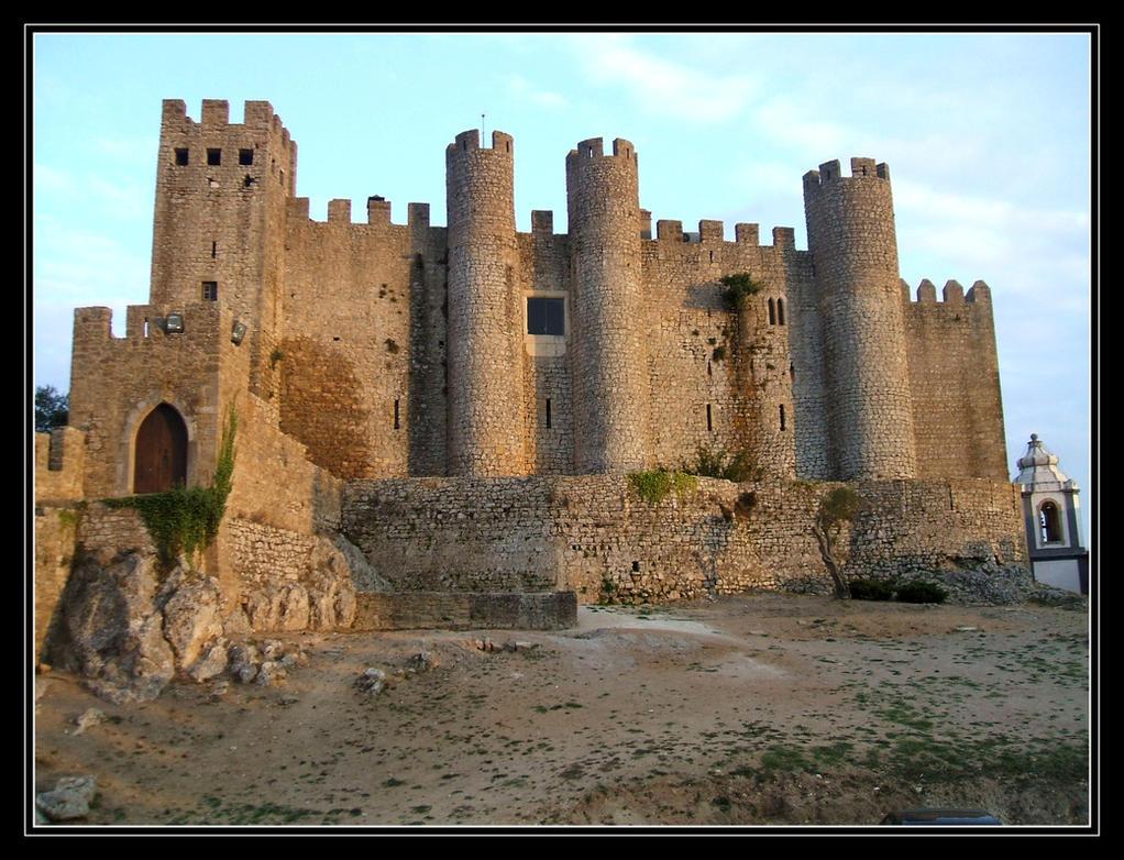 Castelo de Obidos by FilipaGrilo