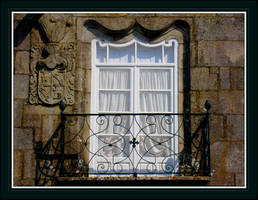 Window of the House's Pitas I by FilipaGrilo