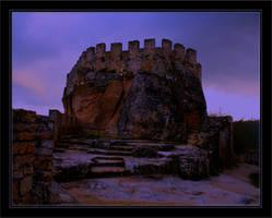 Penela Castle by FilipaGrilo