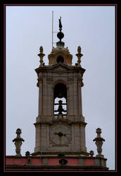 Clock Tower by FilipaGrilo