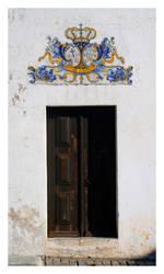 Alvito OLd Door I
