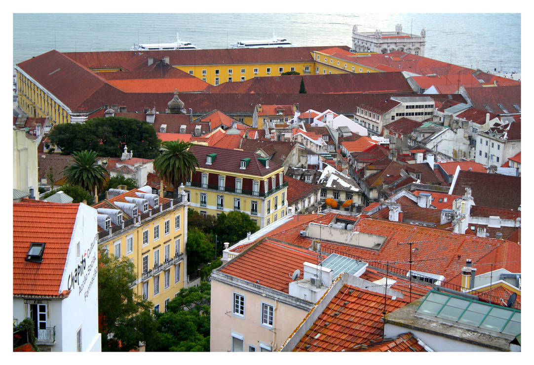 Old Lisbon IV