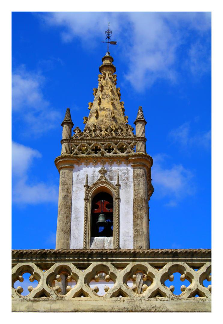 Nossa Senhora da Conceicao Convent by FilipaGrilo