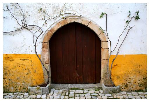 Obidos Old Door II