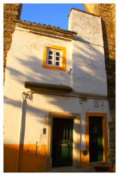 Evora Old House