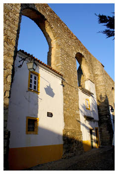 Evora Old Houses II