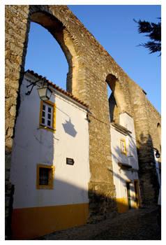 Evora Old Houses II