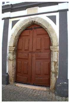 Philharmonic Society of Serpa - Old Door