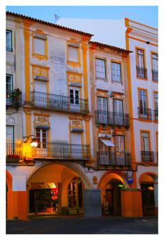 Evora Old Houses I