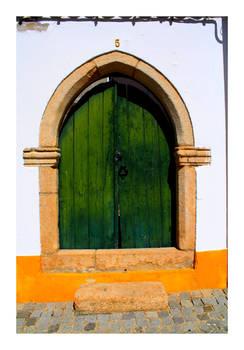 Alter do Chao Old Door I