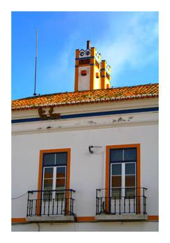 Vidigueira Old Windows