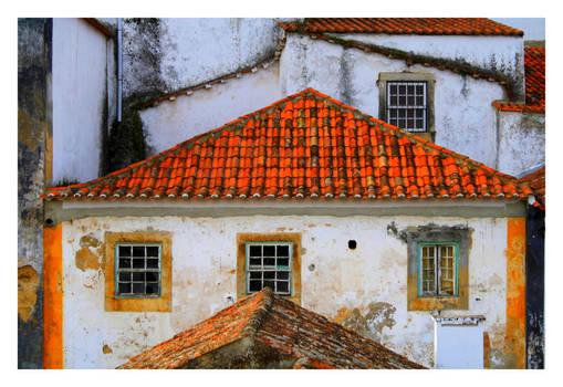 Obidos Old Window I