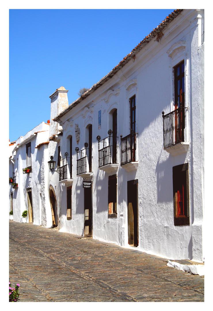 Monsaraz Old Street II by FilipaGrilo