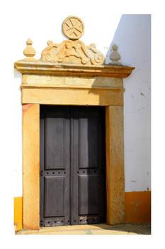 Old Door Church I  - Crato