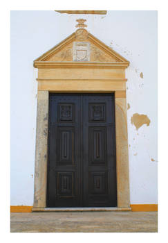 Old Door Church II  - Crato