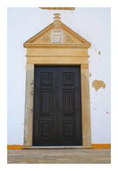 Old Door Church II  - Crato