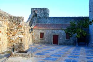 Marvao Castle - Inside