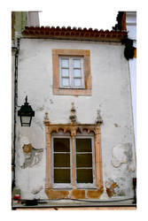 Santarem Old Windows