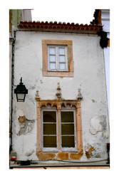 Santarem Old Windows