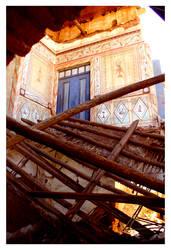 Mourao Ruins House