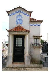Old Grave II - Reguengos de Monsaraz Cemetery