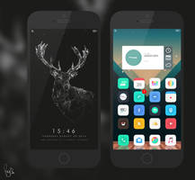 My iPhone 6 Setup by Roy-Ba