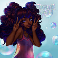 Thank You Bubbles by ChiCaGos