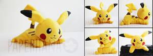 Pikachu 'Pokenie'