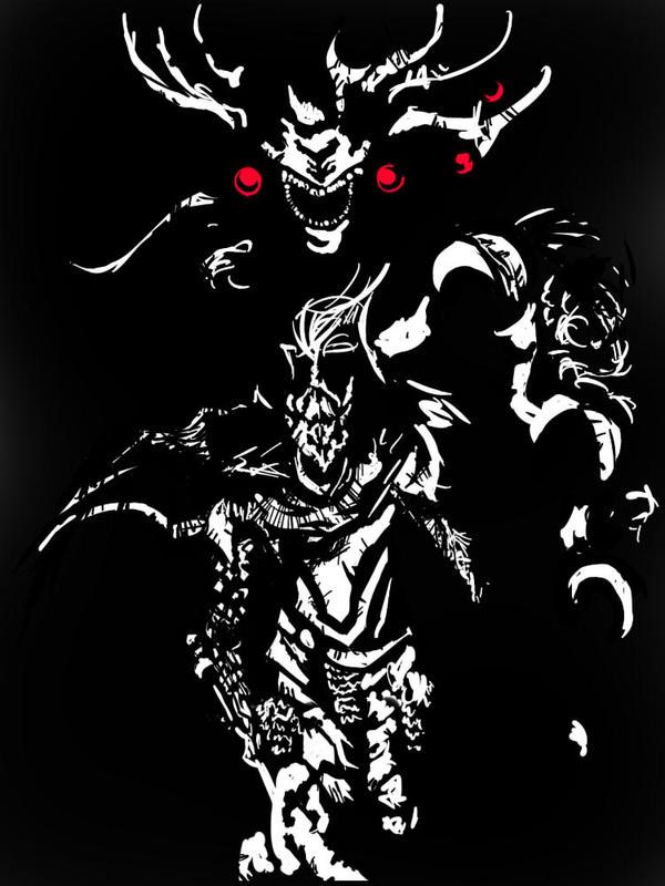 Dark Souls: The Fall of Artorias by sekaiichibannobaka