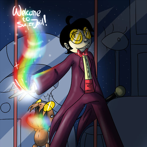 Welcome To Superjail!
