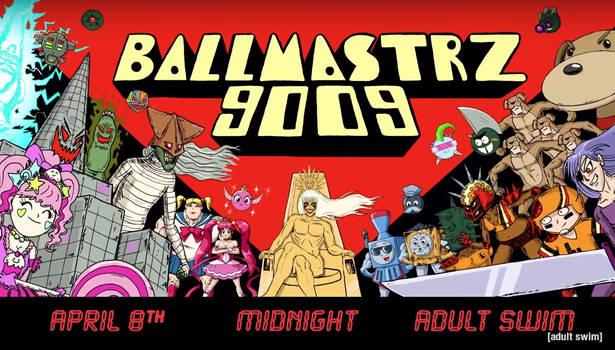 Ballmastrz 9009 Promotional Art