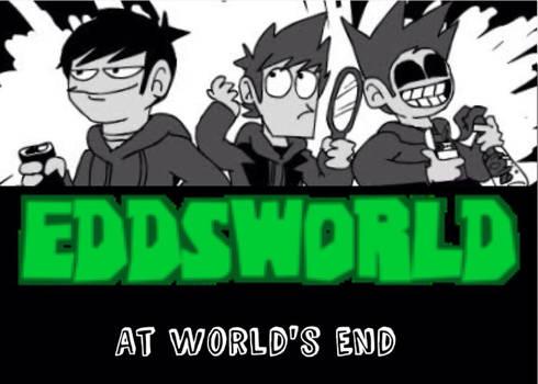 Eddsworld: At World's End Cover Art