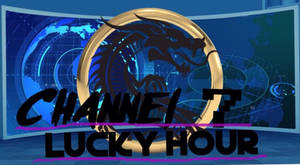 Channel 7 Lucky Hour Official Art