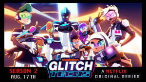 Glitch Techs Season 2 Promo