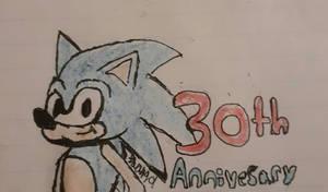 30 Years of Sonic