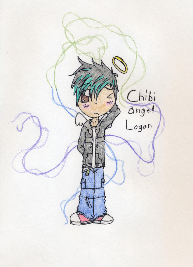 Chibi Angle Logan by lucas449