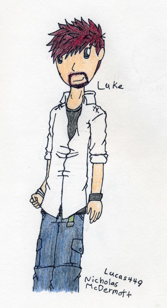Luke Hannan by lucas449