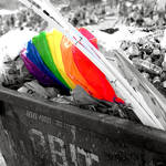 Gay Pride Trash