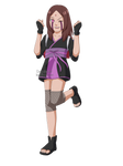 [Commission 86] Naruto/Boruto OC next generation by Eliza-Frost