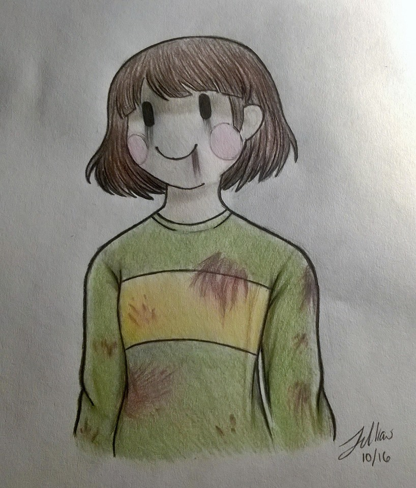 Chara [Undertale] by TheLastGamer99