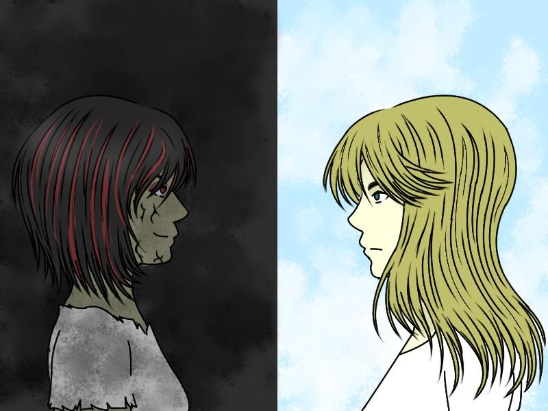 Heaven VS Hell [REDO] by TheLastGamer99