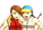 Street Fighter : Yun and Yang