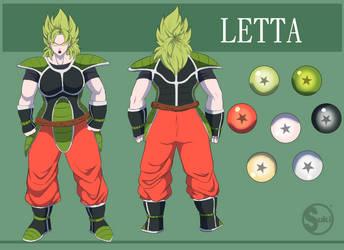 Letta by Suki262