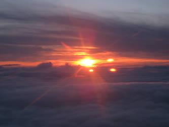 Sunset by MJaaay