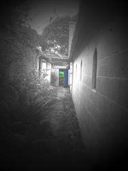 The Blue Door by MJaaay