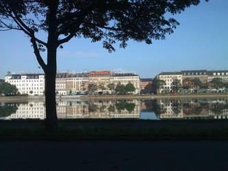 Copenhagen Lake I by MJaaay