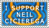 Neil Cicierega Stamp by CazGirl