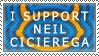 Neil Cicierega Stamp by CazGirl