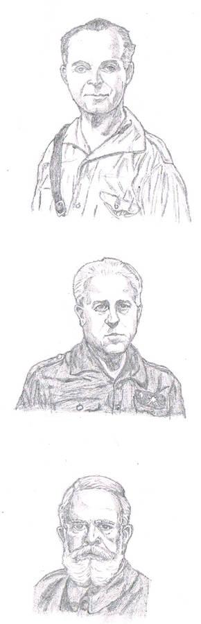 Spanish Civil War generals part 2